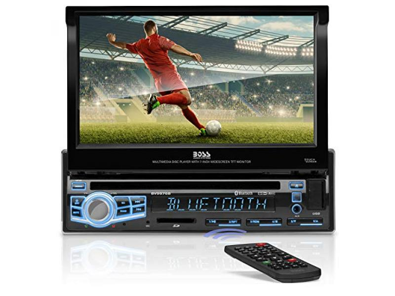 BOSS Audio Systems BV9976B Car DVD Player