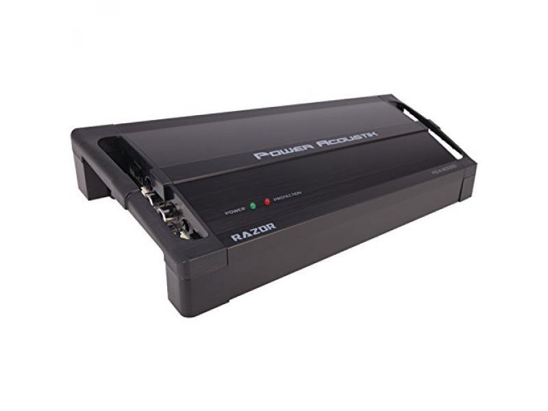 Power Acoustik RZ1-3500D 3500W Class D Monoblock Amplifier