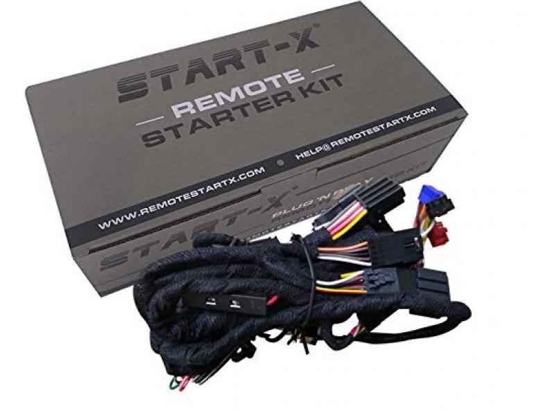 Start-X Remote Starter for Silverado 2007-2013 & Sierra 2007-2013
