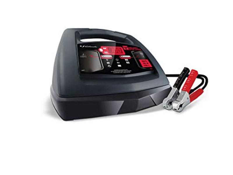 Schumacher FR01235 100 Amp 30 Amp 6V/12V Fully Automatic Smart Battery Charger