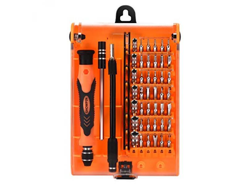 SHOWPIN 45 in 1 Mini Screwdriver Set
