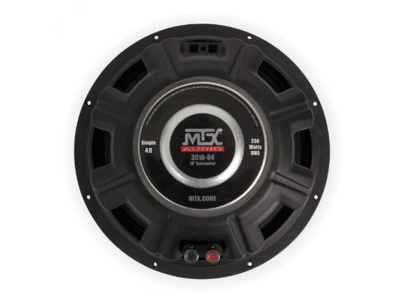 MTX Audio 3510-04 3500 Series Subwoofer