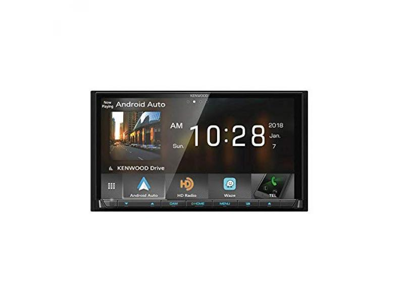 Kenwood DDX9705 Double DIN DVD Receiver with Bluetooth