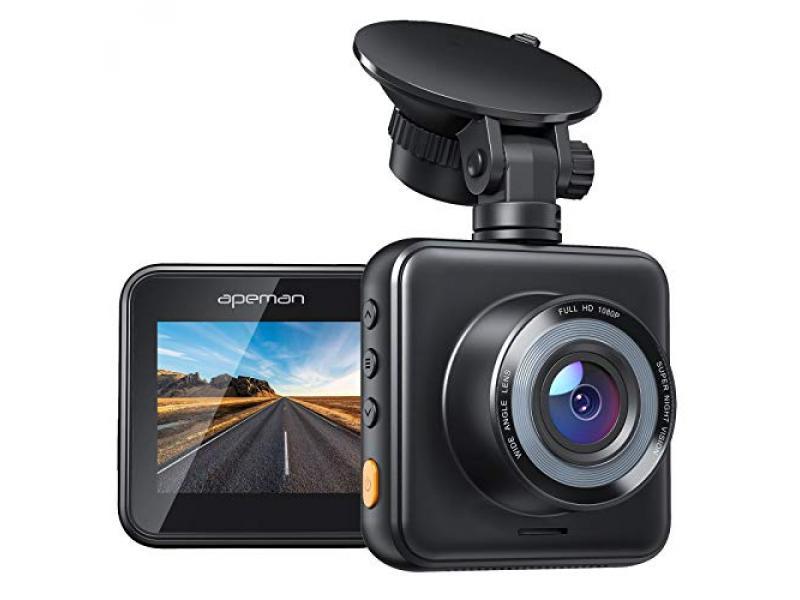 APEMAN Mini Dash Cam 1080P