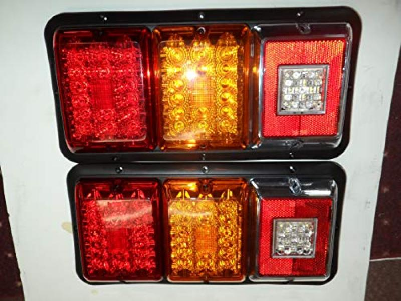 TWO BARGMAN UPGRADE ALL LED
