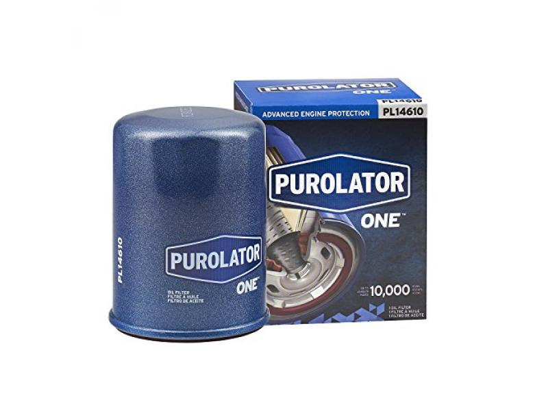 Purolator ONE Advanced Engine Protection Spin On Oil Filter