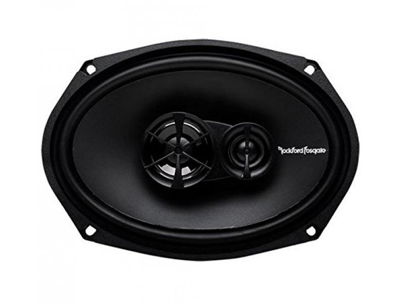 "Rockford Fosgate R169X3 Prime 6"" x 9"" 3-Way Full-Range Coaxial Speaker (Pair)"