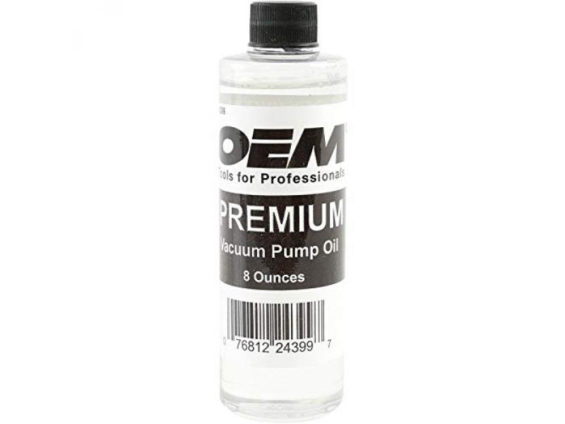 OEMTOOLS 24399 Vacuum Pump Oil