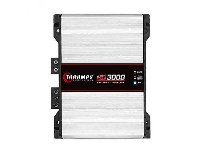 Taramps HD 3000 1 Ohm Class D Full Range Mono Amplifier