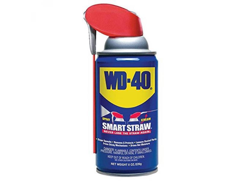 WD-40 Multi-Use Product with SMART STRAWSPRAYS 2 WAYS 8 OZ
