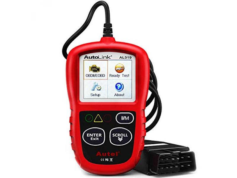 Automotive Engine Fault Code Reader CAN Scan Tool