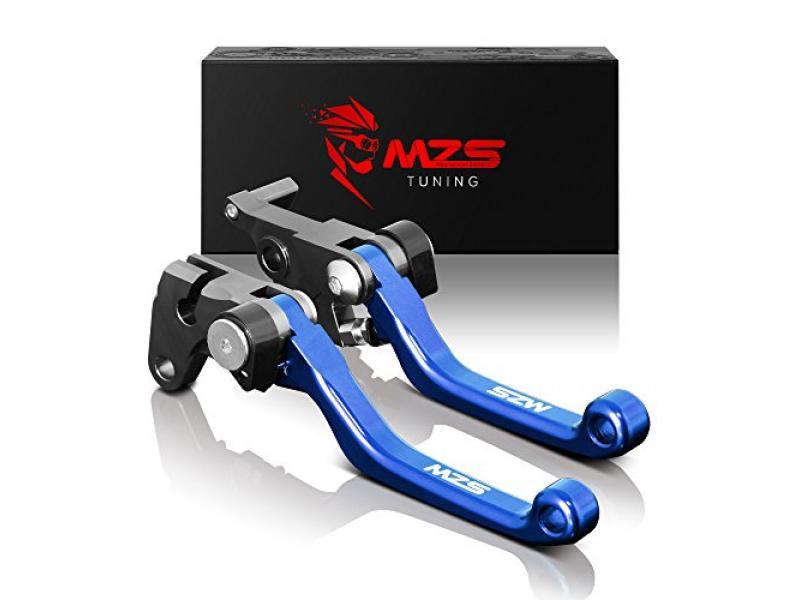 MZS Pivot Levers Clutch Brake CNC Blue