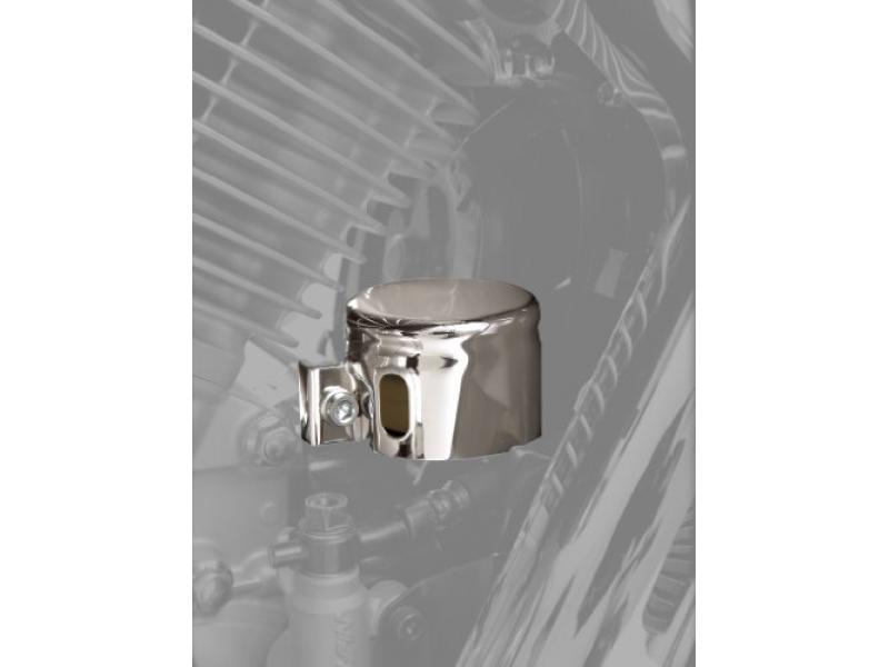 Rear Brake Show Chrome Accessories 55-311 Reservoir Cover