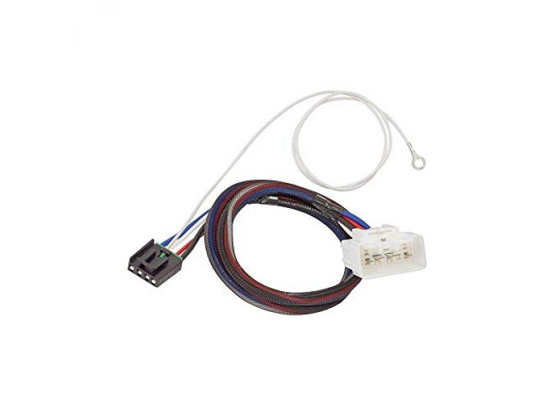 Tekonsha 3031-P Trailer Brake Control Harness 2-plug Wiring Adapter