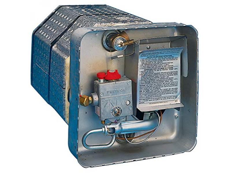 Water Heater SW10P - Pilot Ignition