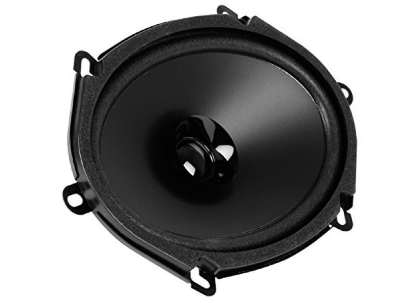 BOSS Audio Systems BRS5768 80 Watt, 5 x 7 6 x 8 Inch Duo-Fit