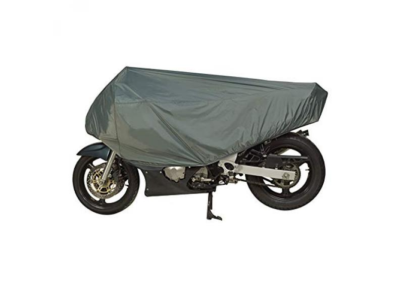 Travel Ready Water Resistant Premium Motorcycle Half Cover
