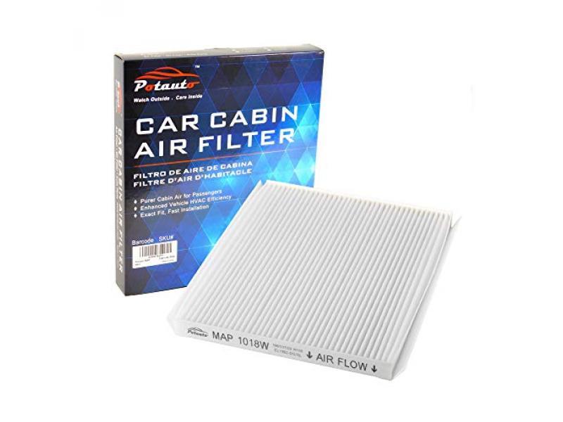 High Performance Car Cabin Air Filter