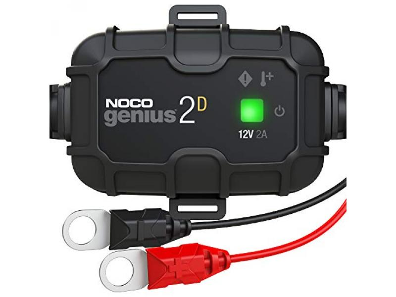 2-Amp Direct-Mount Onboard Charger