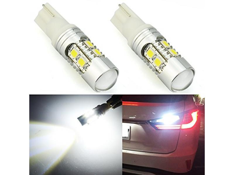 White LED Bulbs For Backup Reverse Lights