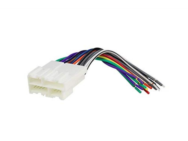 Car Speaker Wire Harness Aftermarket Stereo Connector Kit
