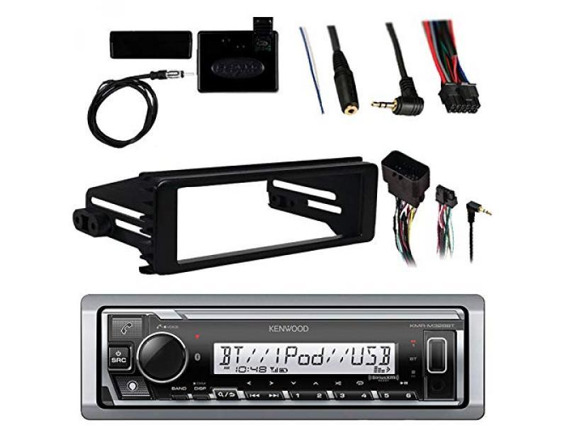 Radio Stereo Bluetooth Receiver Bundle