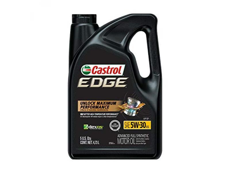 Advanced Full Synthetic Motor Oil, 5 Quart