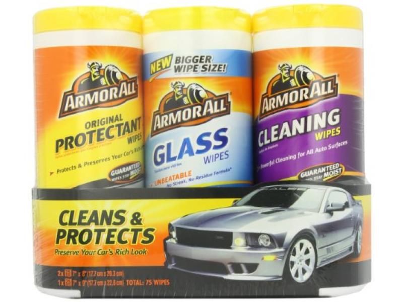 Armor All 44983 Car Wash and Cleaner Kit