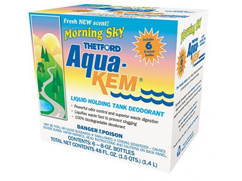 Aqua-Kem Morning Sky RV holding tank treatment