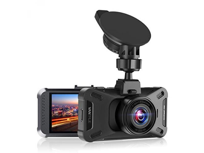 Vantrue X4 UHD 4K 3840x2160P 30fps Dash Cam, 3