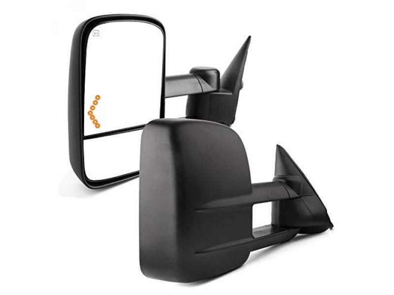 YITAMOTOR Compatible with Chevy Towing Mirrors