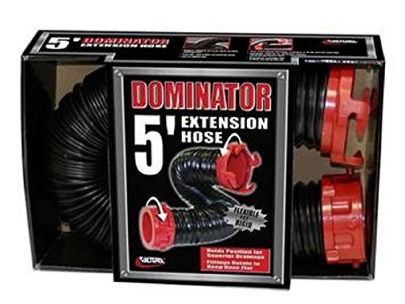 Valterra RV Trailer LLC 5 Dominator Ext Hose Sewer Hose