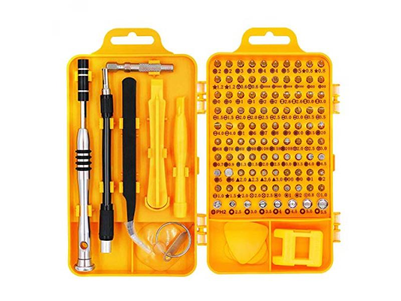 Professional 110 in 1 Screw driver Tools Sets