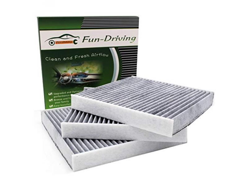 3 Pack FD157 Cabin Air Filter