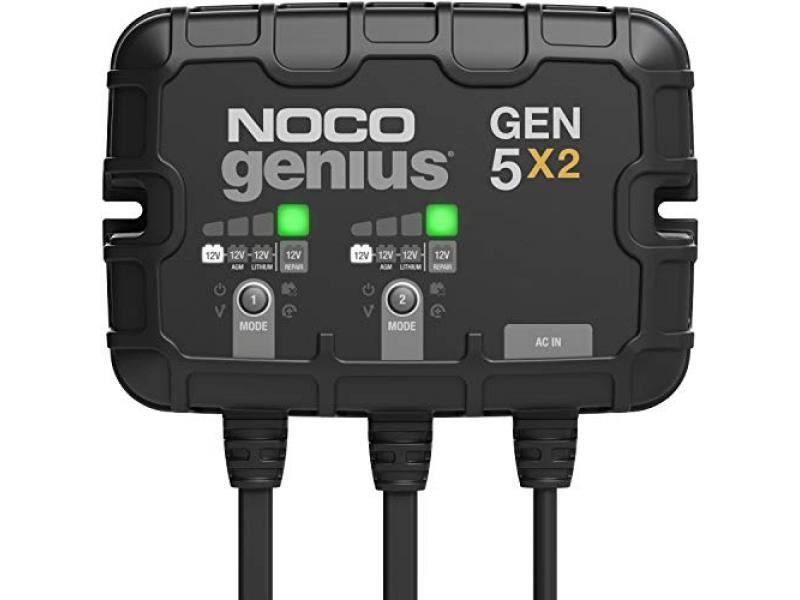 NOCO Genius GEN5X2 -  2-Bank