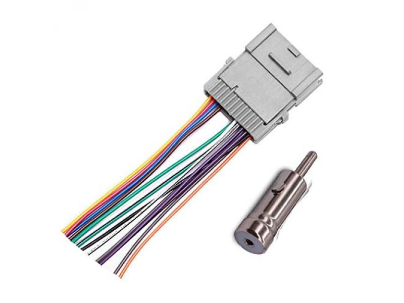 Stereo Radio Wiring Harness Adapter