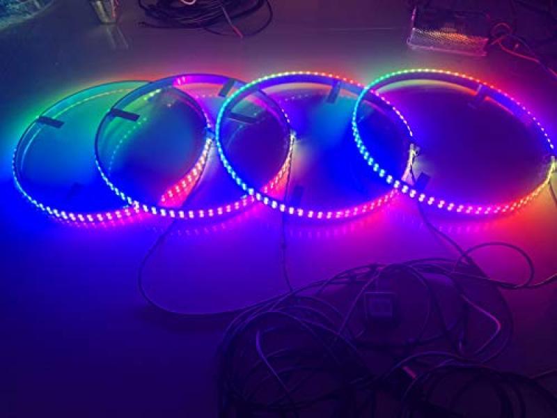 Sando Tech Dream Chasing Color Flow