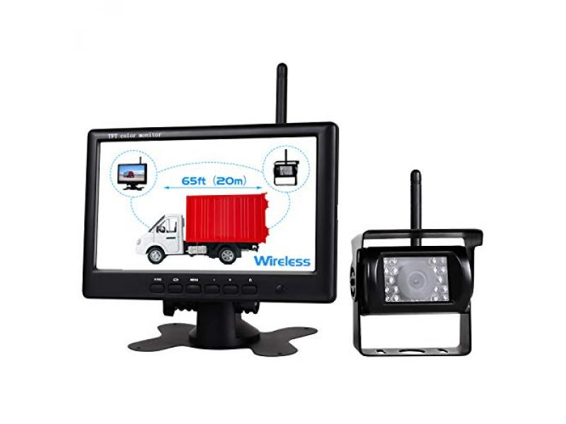 WHOLEV Wireless Backup Camera Kit 7