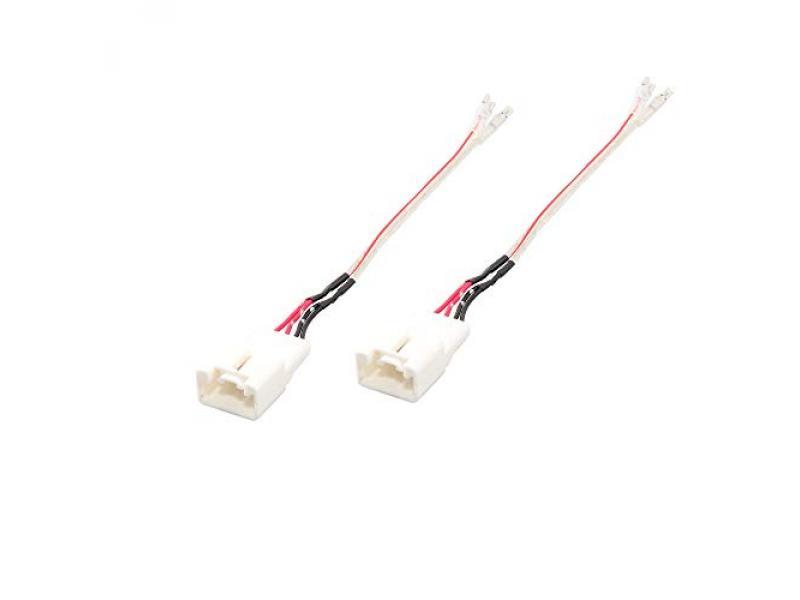 Car Replacement Door Speaker Wiring Harness Plug Connector