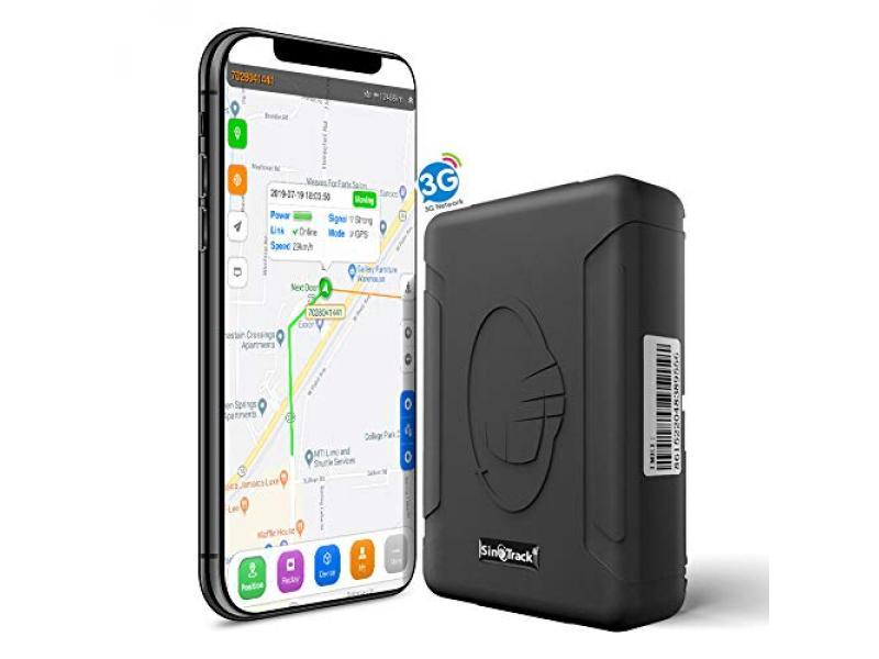 SinoTrack 3G Car GPS Tracker