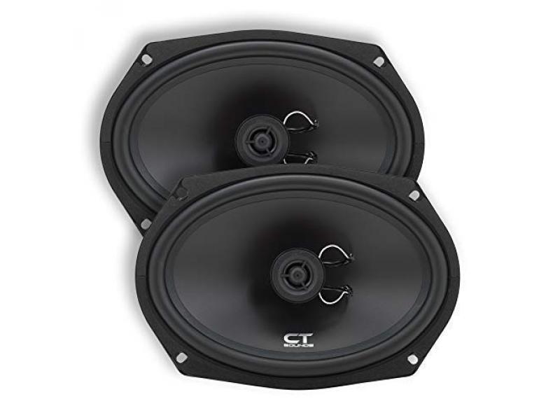 CT Sounds BIO-6X9-COX 6x9 Inch Coaxial Car Speakers