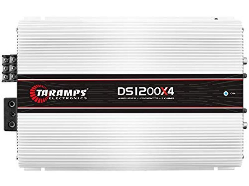 Taramps 1200W 4 CH 2 OHM CAR AMP