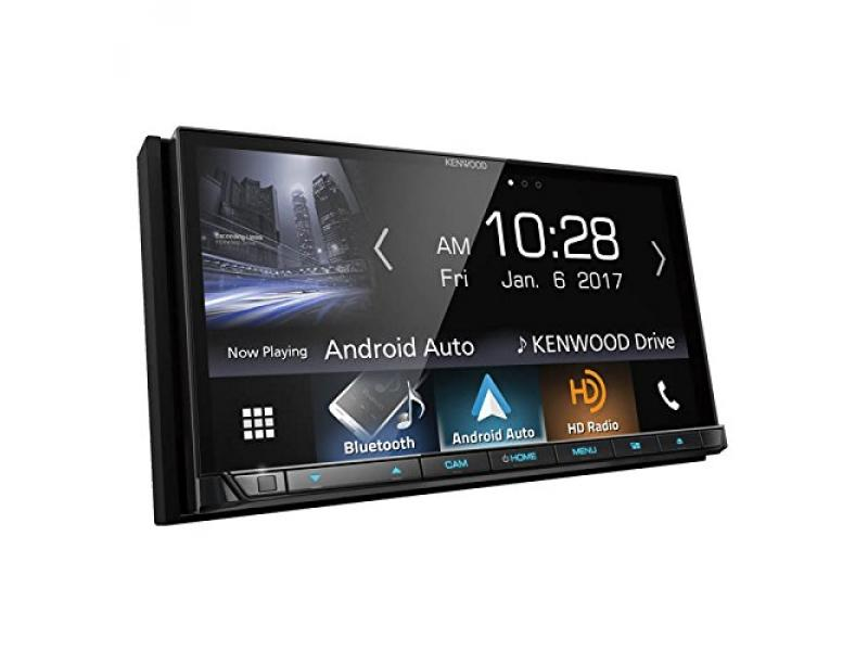 Kenwood DDX9704S In-Dash DVD Receiver with Apple  & Android