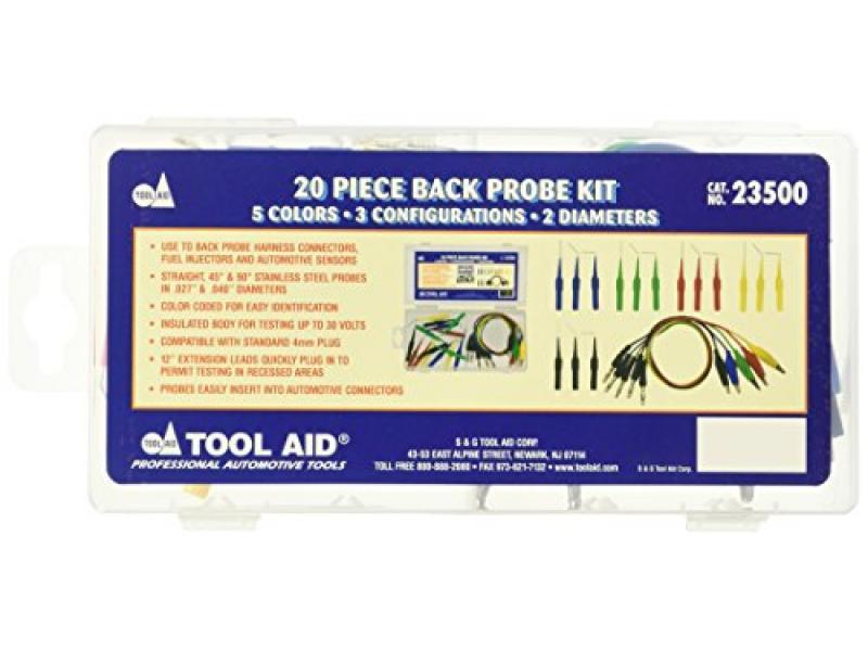 Tool Aid SG 23500 Back Probe Kit