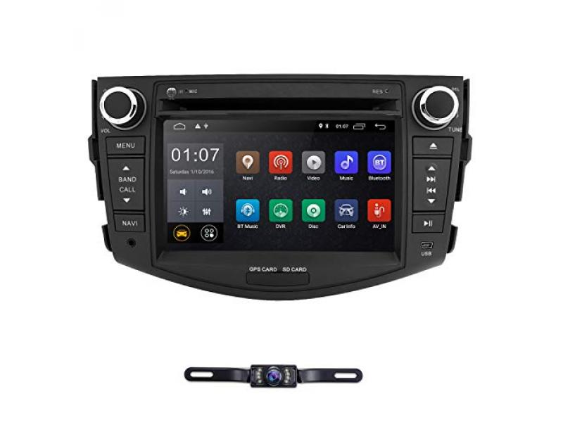 Android 10 Touch Screen Car Stereo