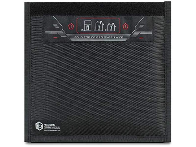 Mission Darkness Non-Window Faraday Bag