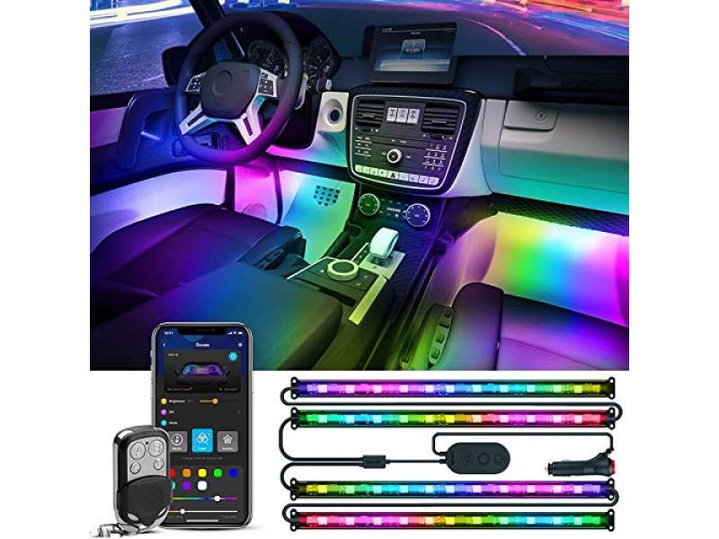 Govee RGBIC Interior Car Lights with Smart App Control