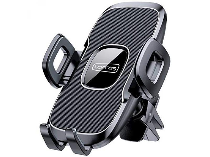 Air Vent Cell Phone Holder for Car [2020 Tighter Clip]