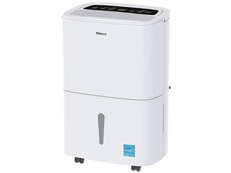 Shinco 3000 Sq.Ft Energy Star Dehumidifier