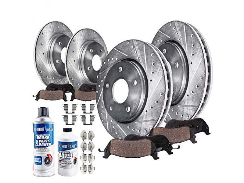 Detroit Axle - Brake Kit